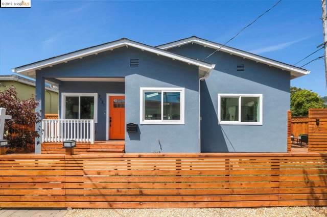 7131 Fairmount Ave, El Cerrito, CA 94530 (#EB40885338) :: Strock Real Estate