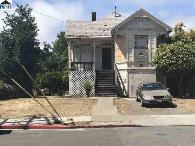 1839 Berkeley Way, Berkeley, CA 94703 (#MR40886318) :: RE/MAX Real Estate Services