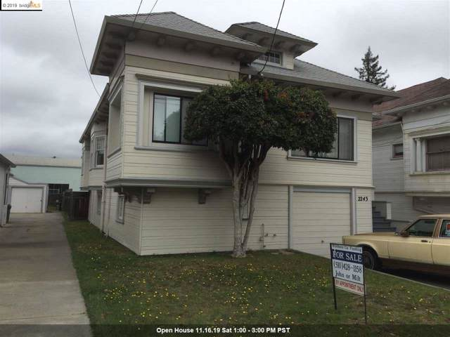 2243 Buena Vista Avenue, Alameda, CA 94501 (#EB40888226) :: The Realty Society