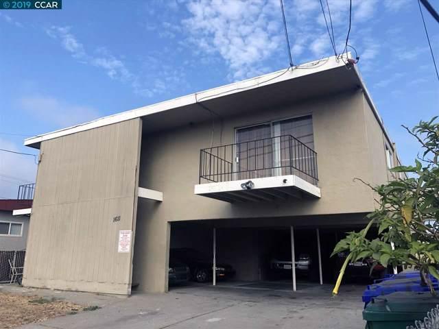 1611 Potrero Ave, Richmond, CA 94804 (#CC40888352) :: The Sean Cooper Real Estate Group