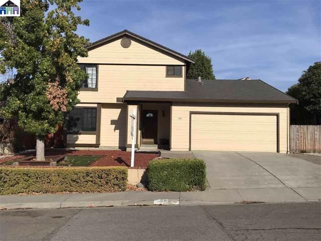 181 Pearce, Hercules, CA 94547 (#MR40888567) :: The Kulda Real Estate Group