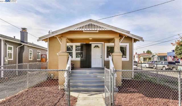 7601 Hillside St, Oakland, CA 94605 (#BE40888713) :: Intero Real Estate