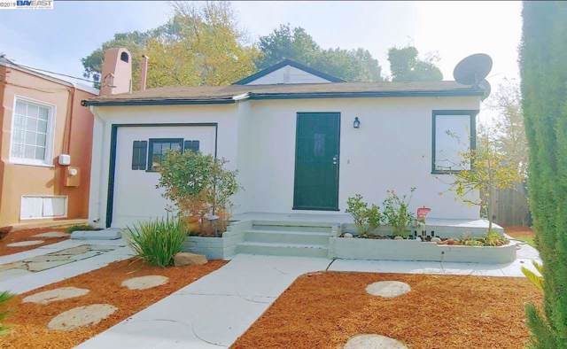 2526 Ritchie St, Oakland, CA 94605 (#BE40888749) :: The Goss Real Estate Group, Keller Williams Bay Area Estates