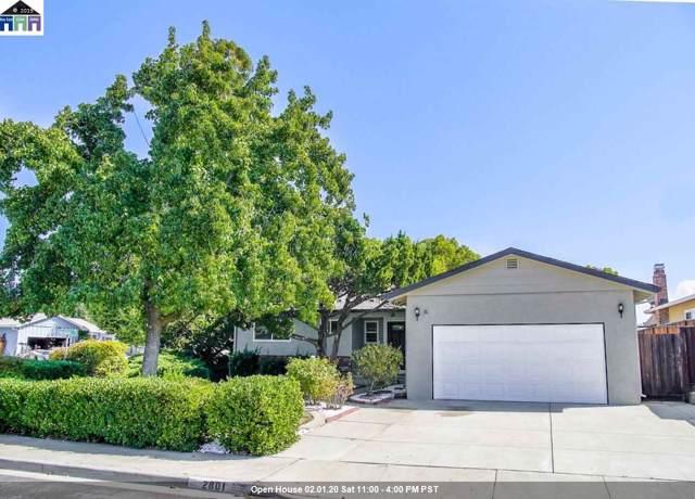 2801 Mariposa Ct, Antioch, CA 94509 (#MR40890537) :: Intero Real Estate