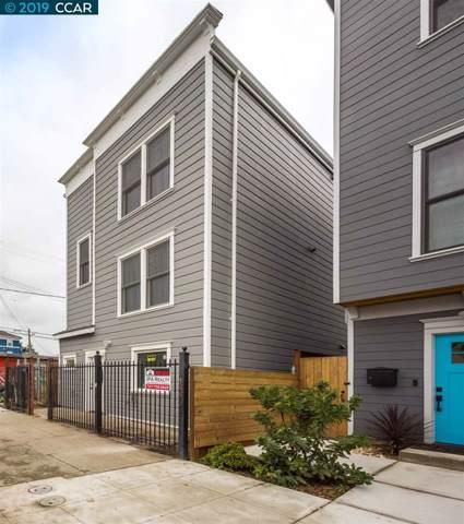 1411 Peralta St, Oakland, CA 94607 (#CC40891051) :: Real Estate Experts