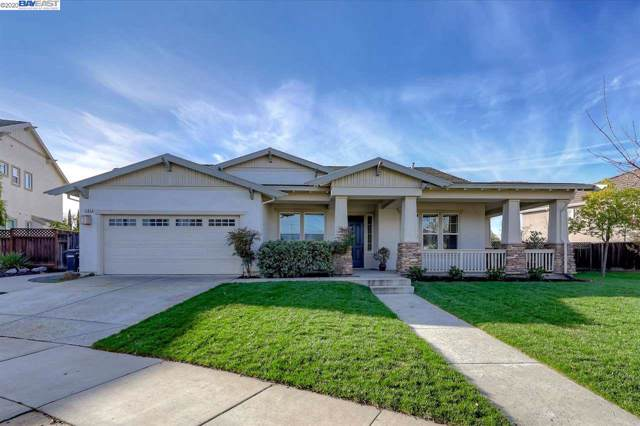 1161 Lexington Way, Livermore, CA 94550 (#BE40891773) :: Intero Real Estate