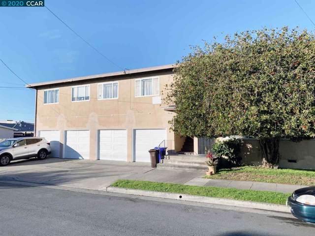 2819 Virginia Ave, Richmond, CA 94804 (#CC40892198) :: The Sean Cooper Real Estate Group