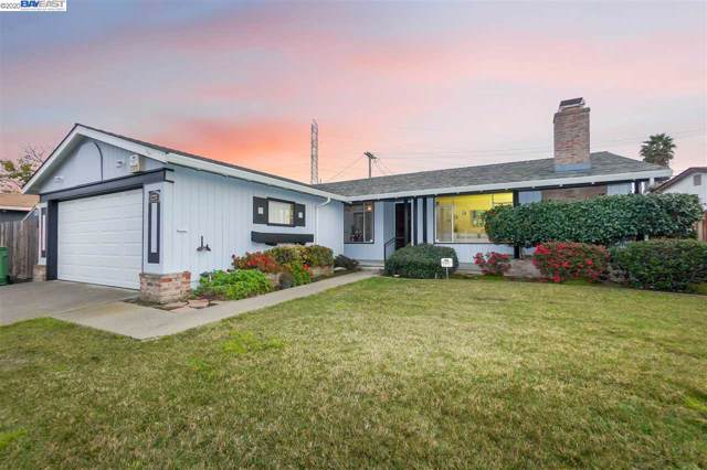 1228 Thornwall Lane, Hayward, CA 94545 (#BE40892456) :: Intero Real Estate