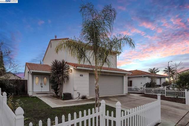 1142 Lovelock Way, Hayward, CA 94544 (#BE40892537) :: Intero Real Estate