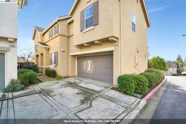 1657 Renaissance Lane, San Leandro, CA 94578 (#BE40892788) :: Strock Real Estate