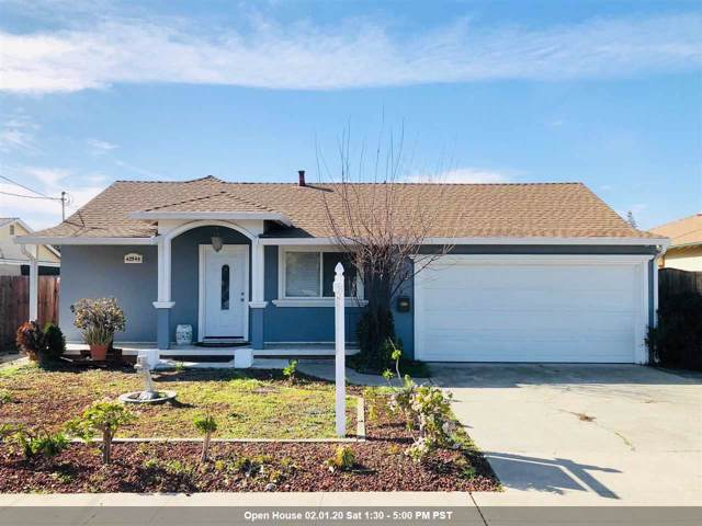 42945 Fremont Blvd, Fremont, CA 94538 (#MR40893260) :: Strock Real Estate