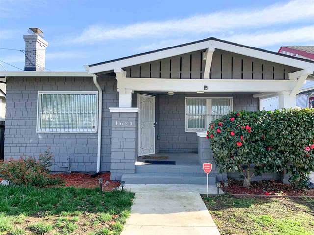 1620 87th Ave, Oakland, CA 94621 (#MR40894628) :: Real Estate Experts
