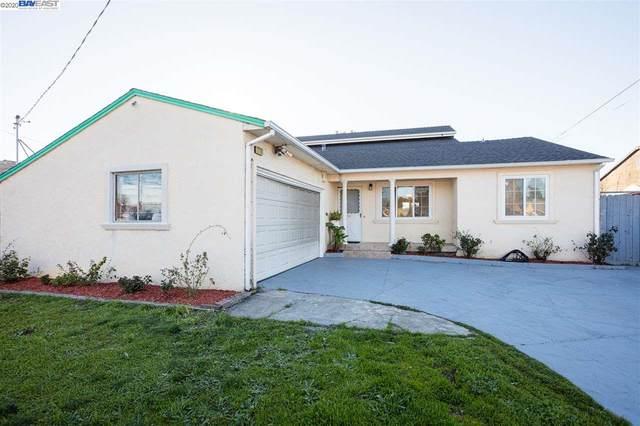 27781 Dickens Ave, Hayward, CA 94544 (#BE40894655) :: Keller Williams - The Rose Group
