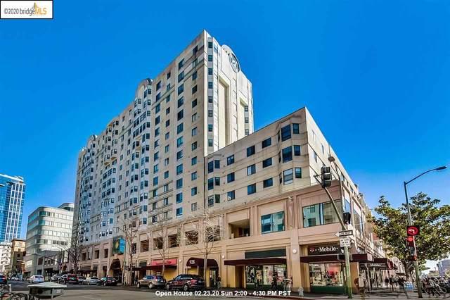 988 Franklin St, Oakland, CA 94607 (#EB40895000) :: Keller Williams - The Rose Group