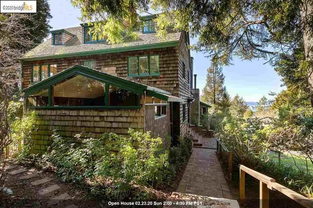1194 Cragmont Ave, Berkeley, CA 94708 (#EB40895041) :: Live Play Silicon Valley