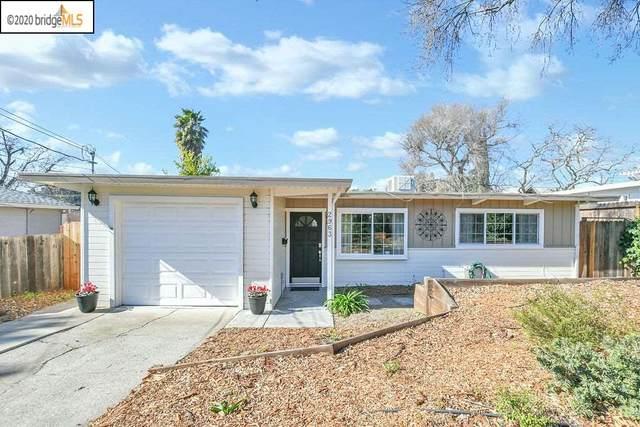 2963 Hacienda Dr, Concord, CA 94519 (#EB40895165) :: Strock Real Estate