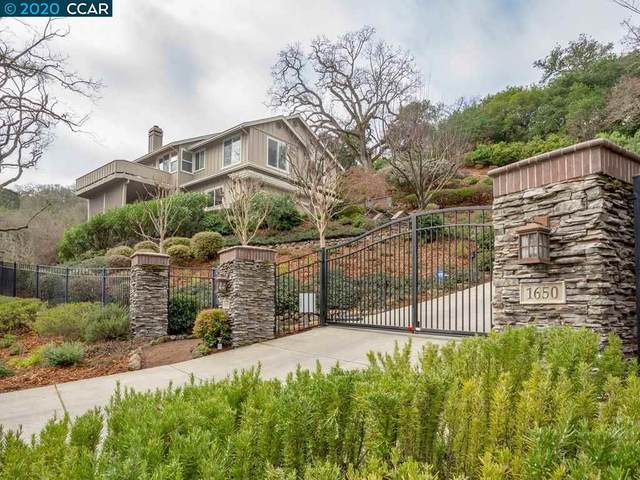 1660 Las Trampas Rd, Alamo, CA 94507 (#CC40895204) :: Real Estate Experts