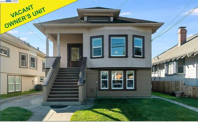 1512 Pacific Ave, Alameda, CA 94501 (#BE40895277) :: Keller Williams - The Rose Group
