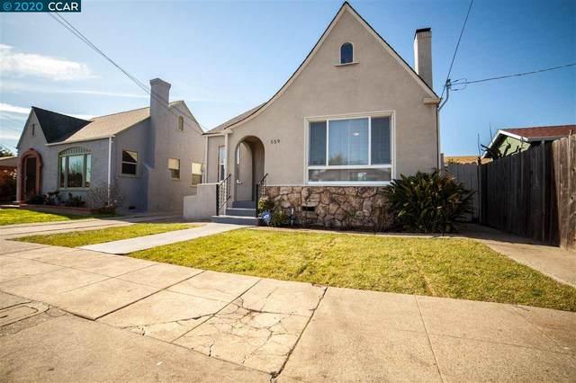 559 41St St, Richmond, CA 94805 (#CC40895417) :: RE/MAX Real Estate Services
