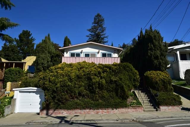 6424 Outlook Avenue, Oakland, CA 64605 (#MR40895519) :: Real Estate Experts