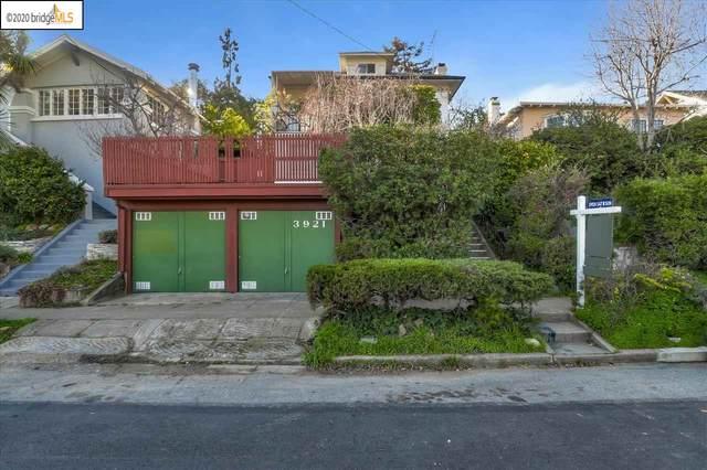 3921 La Cresta Ave, Oakland, CA 94602 (#EB40895543) :: Real Estate Experts