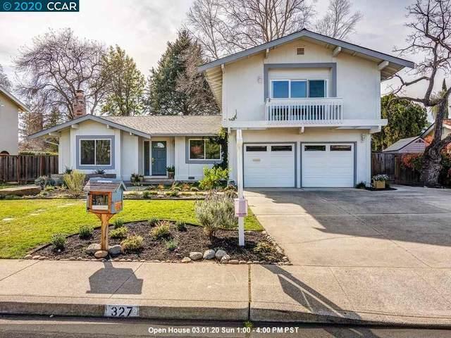 327 Wimbledon Rd, Walnut Creek, CA 94598 (#CC40896144) :: Real Estate Experts