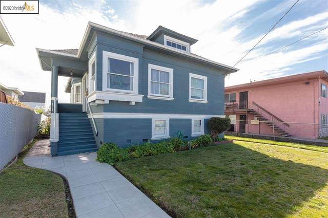 997 63Rd St, Oakland, CA 94608 (#EB40896241) :: RE/MAX Real Estate Services
