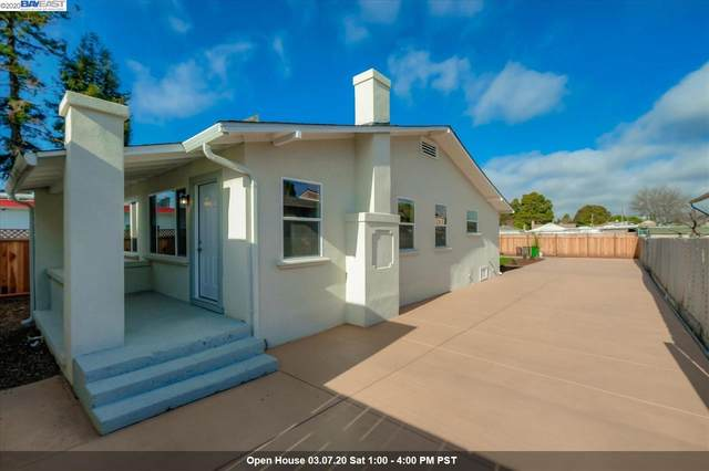442 A St, Hayward, CA 94541 (#BE40897144) :: Real Estate Experts