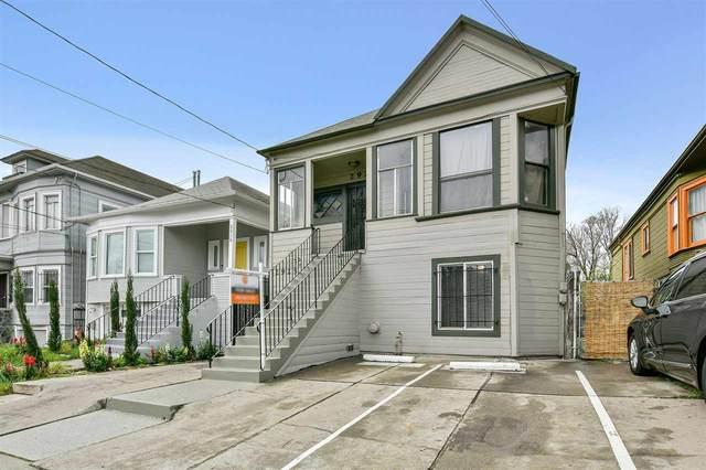 2923 West St, Oakland, CA 94608 (#MR40898519) :: Real Estate Experts