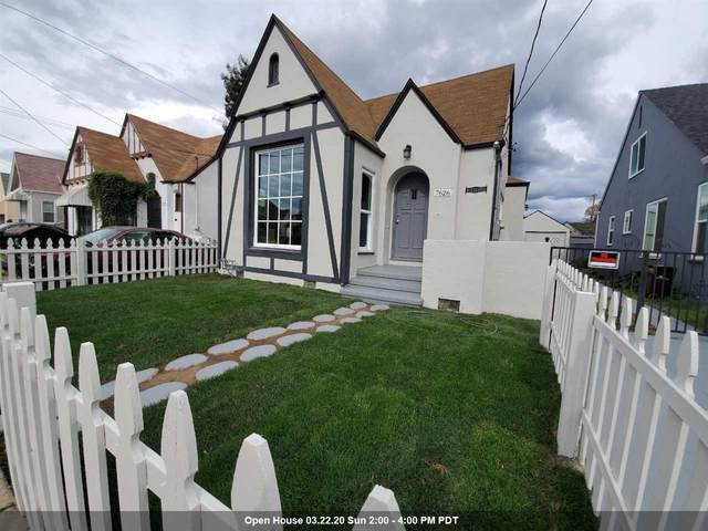 7626 Holly St, Oakland, CA 94621 (#MR40898567) :: Real Estate Experts