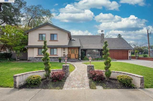 9599 Belle Meade Dr, San Ramon, CA 94583 (#BE40898644) :: Alex Brant Properties