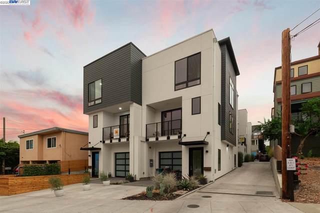 471 Jean Street C, Oakland, CA 94610 (#BE40921100) :: Robert Balina   Synergize Realty