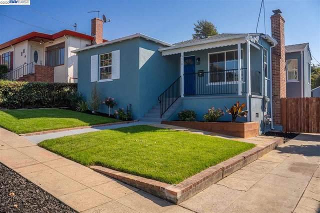 5510 Panama Ave, Richmond, CA 94804 (#BE40924398) :: The Goss Real Estate Group, Keller Williams Bay Area Estates