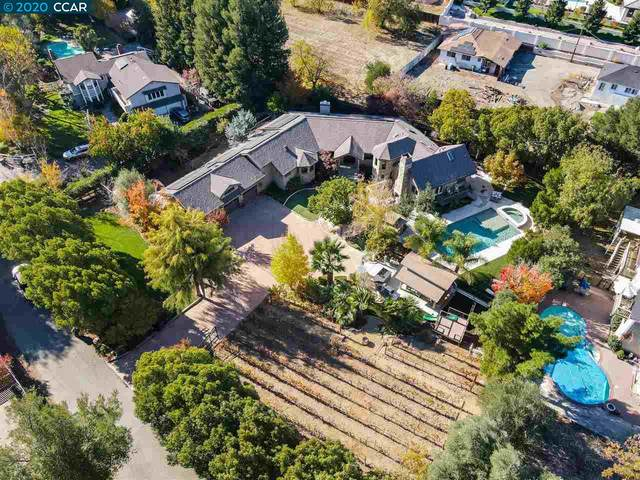 10 Alamo Ln, Alamo, CA 94507 (#CC40930543) :: Schneider Estates