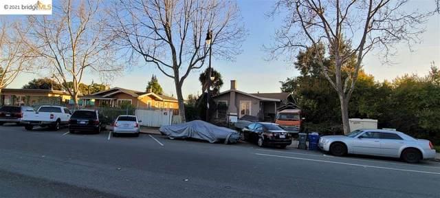 341 Macarthur Blvd, San Leandro, CA 94577 (#EB40939616) :: Real Estate Experts