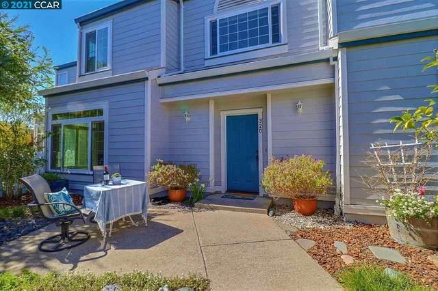 320 Commodore Dr, Richmond, CA 94804 (#CC40941606) :: The Goss Real Estate Group, Keller Williams Bay Area Estates