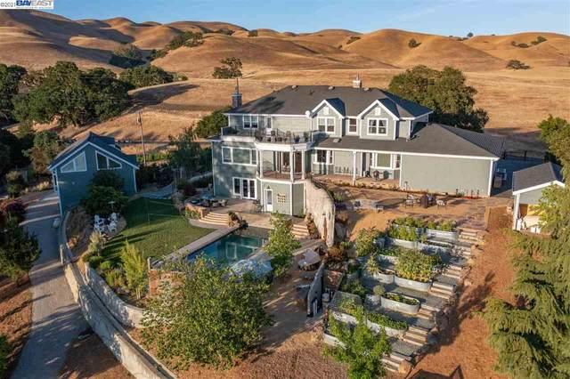 3457 Little Valley Rd, Sunol, CA 94586 (#BE40942422) :: Schneider Estates