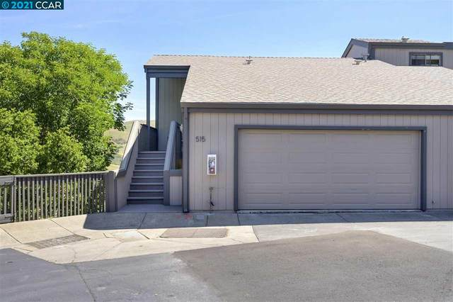 515 Vista Heights Rd, El Cerrito, CA 94530 (#CC40947910) :: Alex Brant