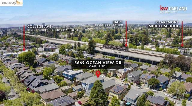 5669 Ocean View Dr, Oakland, CA 94618 (#EB40947048) :: Real Estate Experts