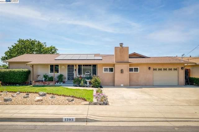 1293 El Dorado Drive, Livermore, CA 94550 (#BE40952450) :: Schneider Estates