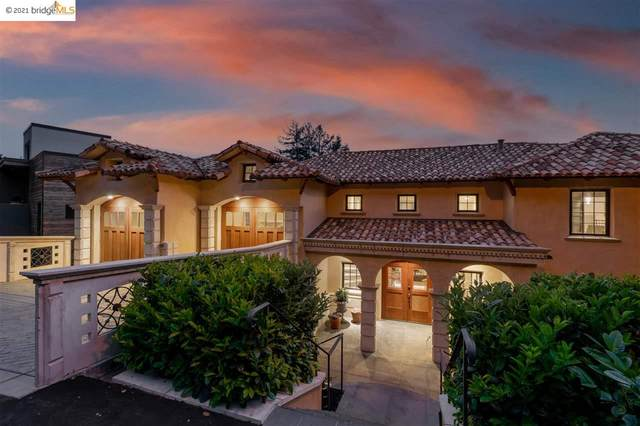 1440 Westview Dr, Berkeley, CA 94705 (#EB40952498) :: The Kulda Real Estate Group