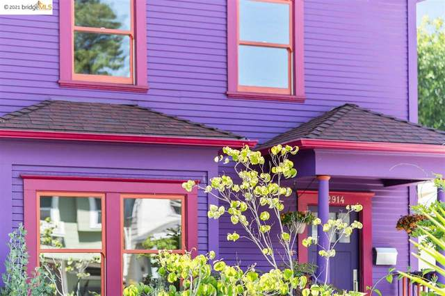 2914 Martin Luther King Jr Way, Berkeley, CA 94703 (#EB40953393) :: The Kulda Real Estate Group