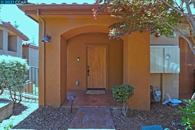 76 Siena Dr., Oakland, CA 94605 (#CC40954768) :: Schneider Estates