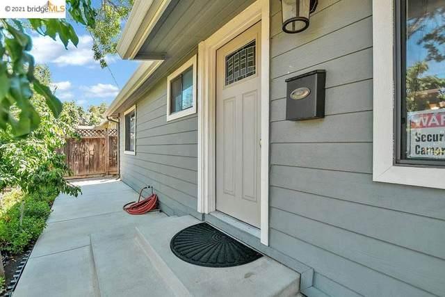 3019 Tosca Way, Concord, CA 94520 (#EB40958041) :: Strock Real Estate