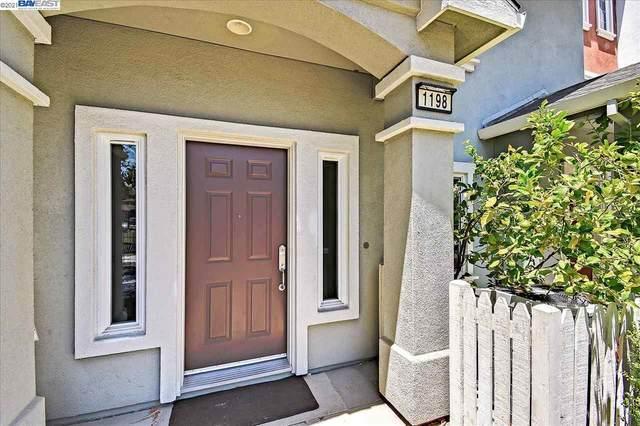1198 De Altura Cmn, San Jose, CA 95126 (#BE40958157) :: The Kulda Real Estate Group