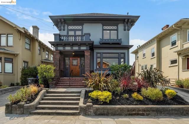 5669 Ocean View Dr, Oakland, CA 94618 (#EB40964059) :: Schneider Estates