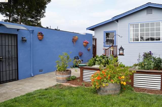 2932 60Th Ave, Oakland, CA 94605 (#EB40965660) :: Alex Brant