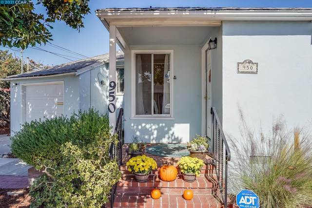 950 Grace St, San Leandro, CA 94578 (#CC40969246) :: Paymon Real Estate Group
