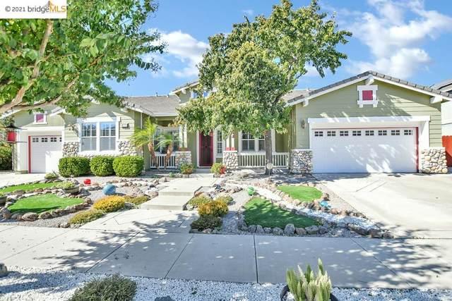 1889 Fiorita, Brentwood, CA 94513 (#EB40970512) :: The Kulda Real Estate Group