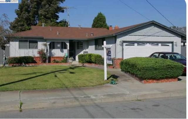2435 Jamaica Way, San Leandro, CA 94577 (#BE40970568) :: The Kulda Real Estate Group
